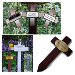 Pet Memorial Crosses